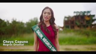 Cheysen Capuno Miss Philippines Earth 2017 contestant Environmental Advocacy