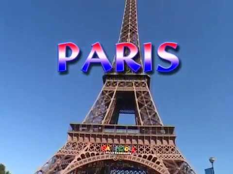 ПАРИЖ (города мира). Франция. Достопримечательности Парижа