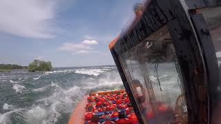 Jet Boating- Saute-Moutons on the Lachine Rapids