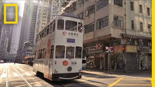 Get Lost in Hong Kong on a 3-Minute Trolley Adventure | Short Film Showcase
