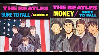 DECCAGONE SURE TO FALL MONEY The Beatles