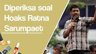 Said Iqbal Diperiksa soal Kasus Hoaks Ratna Sarumpaet