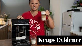 Krups Evidence Kaffeevollautomat im Test