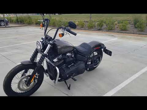 2020 Harley-Davidson<sup>®</sup> Street Bob<sup>®</sup> FXBB
