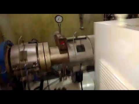 Conduit Pipe Machine