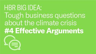 What can convince business leaders to act on climate change?