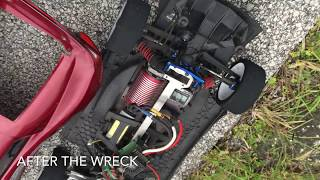 132ft RC Drag Race & Speed Runs (Test & Tuning Sessions)
