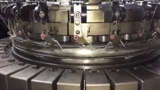 Rel-tex Seamless Jacquard Leggings Knitting Machine