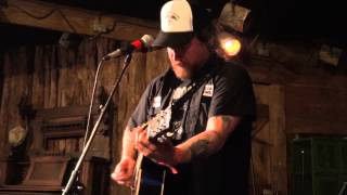 James Hunnicutt - Honky Tonk Man (Johnny Horton cover) @ Muddy Roots Spring Weekender  5/10/13