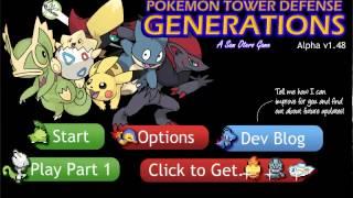 Elgyem  - (Pokémon) - Pokemon Tower Defense 2 - Codigo do Shiny Elgyem