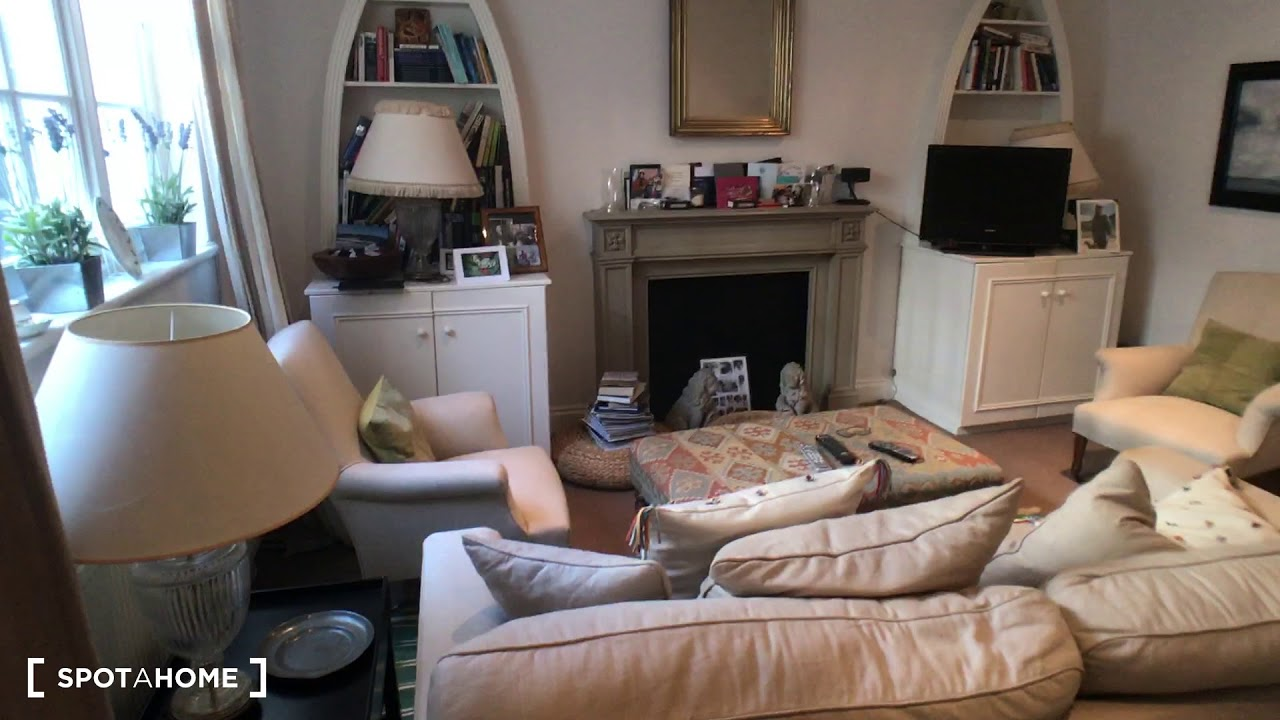 Beautiful 2-bedroom flat to rent near the Thames in the City of Westminster