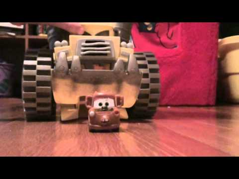Pixar Cars Screaming Banshee