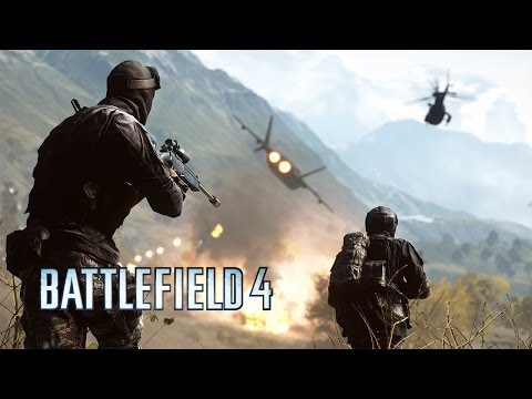 Battlefield 4: Official Multiplayer Launch Trailer thumbnail