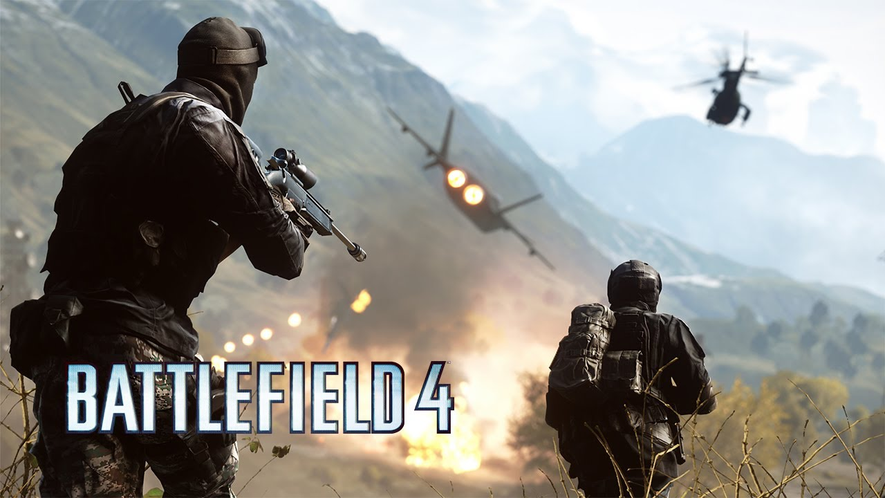 I Can't Stop Watching This Awesome Battlefield 4 Gameplay