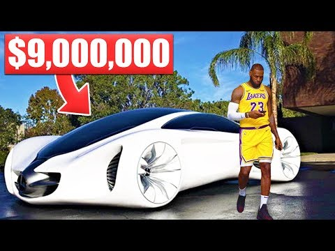 12 Items LeBron James Owns That Cost More Than Your Life...