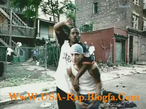 What If I Was White (Song) by Sticky Fingaz and Eminem