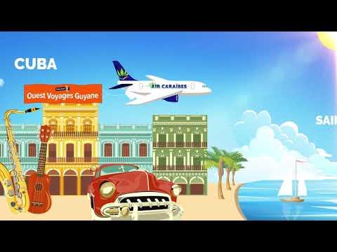 Spot publicitaire France TV Guyane