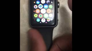 HOW TO PLAY MUSIC THROUGH YOUR APPLE WATCH SPEAKERS NO JAILBREAK!! (2017)