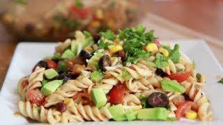 Taco Pasta Salad Recipe – Light & Delicious!