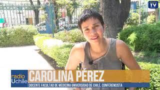 Carolina Perez: Yo creo en Radio U. de Chile