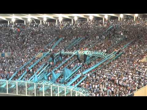 """Hinchada Belgrano vs Lanus 2014"" Barra: Los Piratas Celestes de Alberdi • Club: Belgrano"