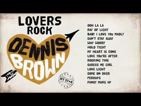 Pure Old Skool Lovers Rock Mix – Best Of Dennis Brown | Jet Star Music