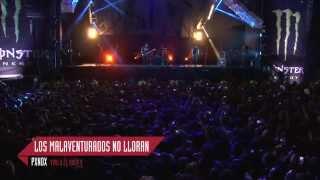 PXNDX - Los malaventurados no lloran (Festival VIVO X EL ROCK 5)
