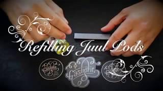 how to refill juul pods - मुफ्त ऑनलाइन वीडियो