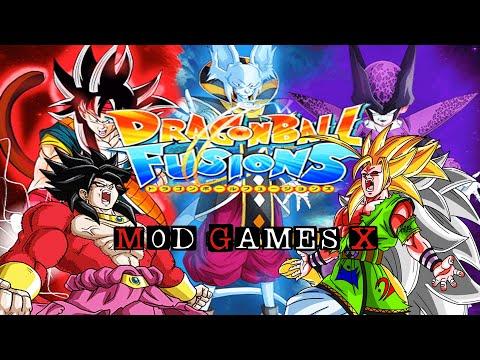 "DRAGON BALL FUSIONS PS2 2021 ""Download"""
