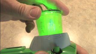 Classic Toy Room - BEN 10 VUESCOPE ULTIMATRIX toy review