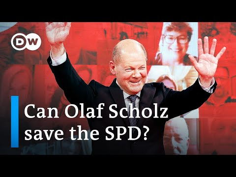 Germany's Social Democrats choose their candidate for chancellor | DW News