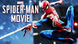 SPIDER-MAN PS4 All Cutscenes (Game Movie) PS4 PRO - dooclip.me