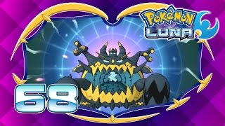 Guzzlord  - (Pokémon) - Pokemon Luna ITA [Parte 68 - UC05 Guzzlord]
