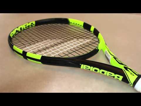 Babolat Pure Aero Tennis Racket Review | Stringers' World