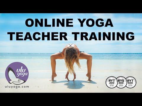 ULU Yoga | Online Yoga Teacher Training | Yoga Alliance Certified ...