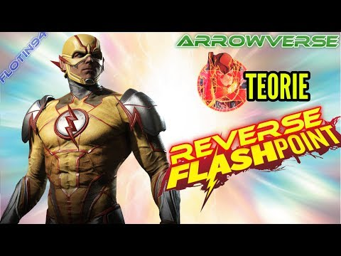 DC TEORIE | Reverse-Flash může za první Flashpoint | ARROWVERSE