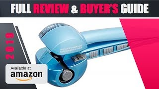 a863ecfde Babyliss Pro Nano Titanium Miracurl Steamtech Professional Curl Machine  Review 2019 - How to Choose?