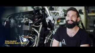 HANDCRAFTED - Custom Motorcycle Film