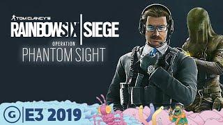 Phantom Sight's Pivotal Role In Rainbow 6 Siege's Future | E3 2019