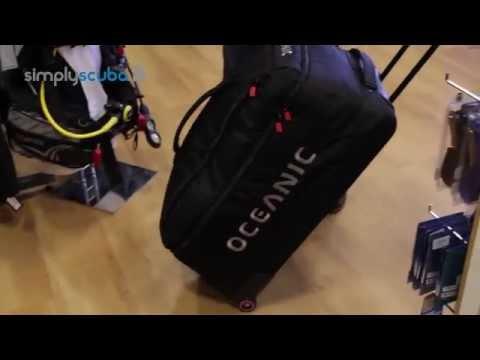 Oceanic Roller Duffel Bag – www.simplyscuba.com