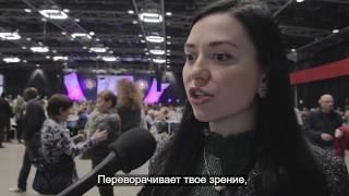 Впервые! Женский вечер на конгрессе каббалы 2019