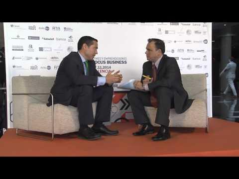 Entrevista a Carlos Lledó en el #DPECV2014