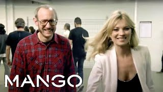 Kate Moss, Kate Moss & Terry Richardson for MANGO: The Great Escape (full version)