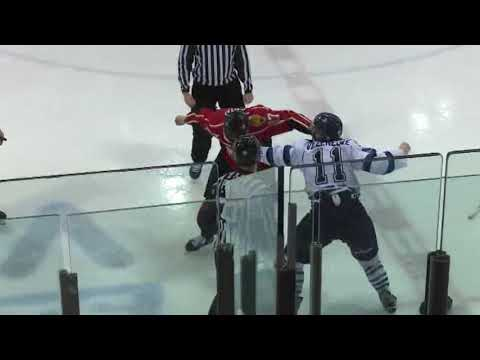 Gabriel Villeneuve vs Logan Camp