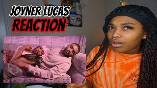 Joyner Lucas feat. Ashanti - Fall Slowly (Evolution) REACTION !