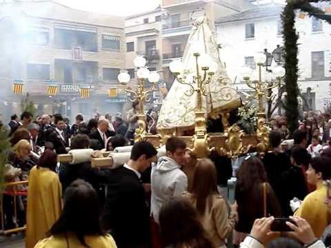 Las Cortesías. Semana Santa 2013 Tuéjar