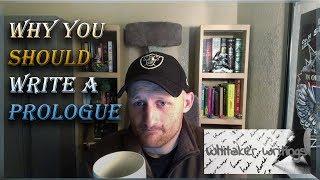 You Need To Write A Prologue