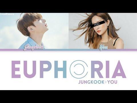 BTS (방탄소년단) Jungkook(정국) – Euphoria [2 Members ver.] + YOU as member (Color Coded HAN|ROM|ENG)