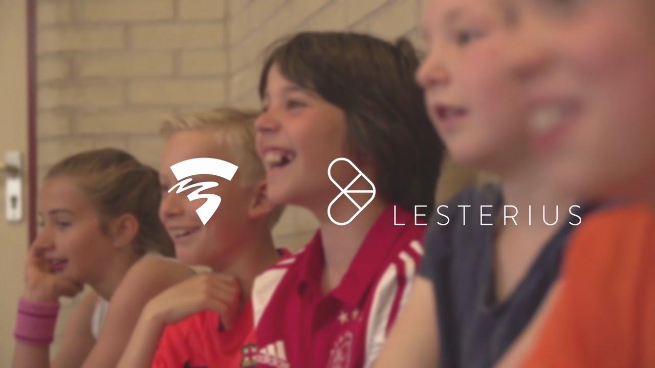 Une application sur iPad pour mesurer la motricité des enfants - Hogeschool van Amsterdam