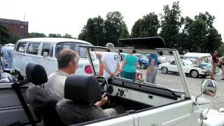 preview picture of video 'VW-Käfer Treffen in Celle 2014'